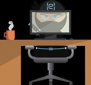 Ninja_Working